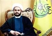 شیخ اکرم الکعبی: عربستان و آمریکا عامل آشوبها در عراق هستند/ واشنگتن ثروتهای عراق را غارت میکند
