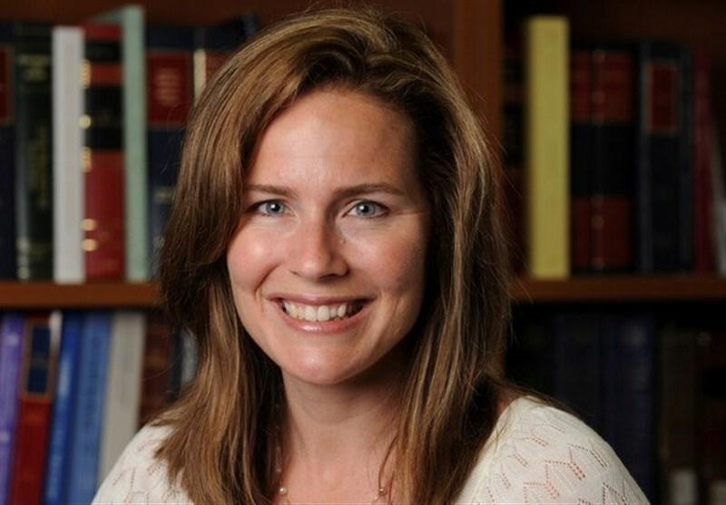 سیانان: ترامپ «ایمی بارت» قاضی محافظه کار را به جای گینسبرگ انتخاب کرده است