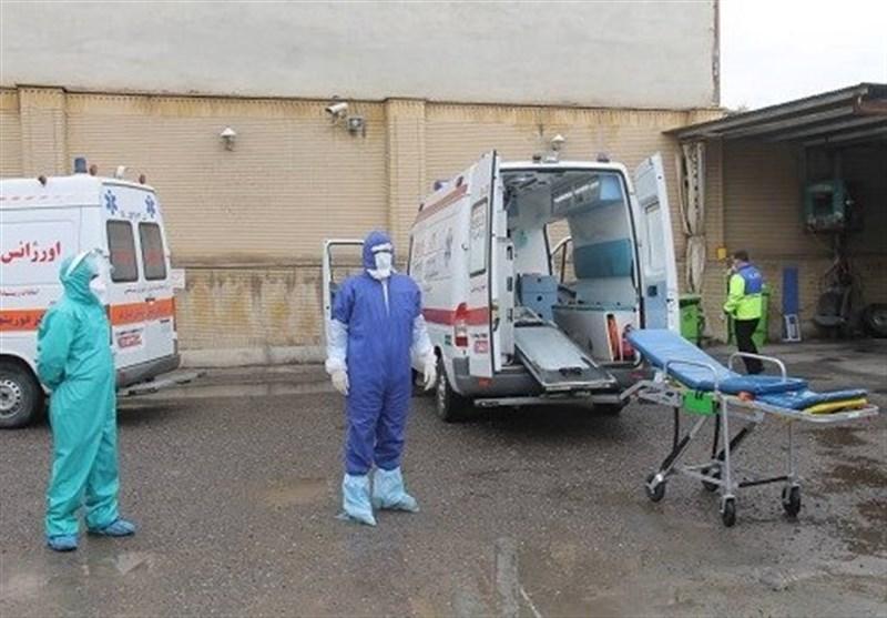 Coronavirus Daily Death Toll in Iran Above 200 Again