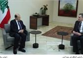 لبنان| ششمین نشست عون و ادیب درباره تشکیل دولت