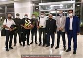 منصوریان وارد تبریز شد/ آغاز تمرینات تراکتور از امروز