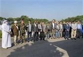 بازدید سفیر ایران از خط کنترل مرزی هند و پاکستان