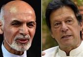 تاکید غنی بر برقراری آتشبس در تماس با نخست وزیر پاکستان