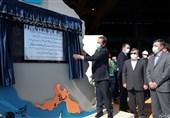افتتاح فاز دوم فولادسازی شرکت فولاد کاوه با حضور جهانگیری/ 1.2میلیون تن به ظرفیت تولید شمش ایران اضافه شد
