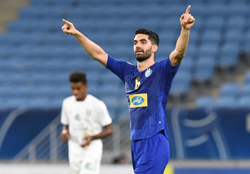 Esteghlal's Karimi Reaches Agreement with Qatar SC: Report