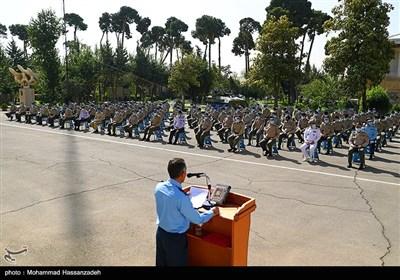 افتتاحیه سال تحصیلی دانشگاه فرماندهی ارتش - دافوس