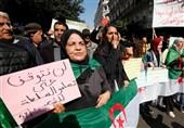 از سرگیری تظاهرات مخالفان دولت در الجزایر