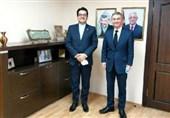 سفیر ایران در جمهوری آذربایجان با همتای فلسطینی خود دیدار کرد