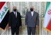توئیت ظریف درباره موضوعات مطرح شده در دیدار با وزیر خارجه عراق