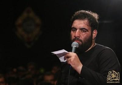 """نماهنگ """"بریم نجف"""" با صدای حاج امیر کرمانشاهی"""