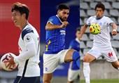 سون بالاتر از جهانبخش، بهترین لژیونر هفته گذشته فوتبال آسیا شد