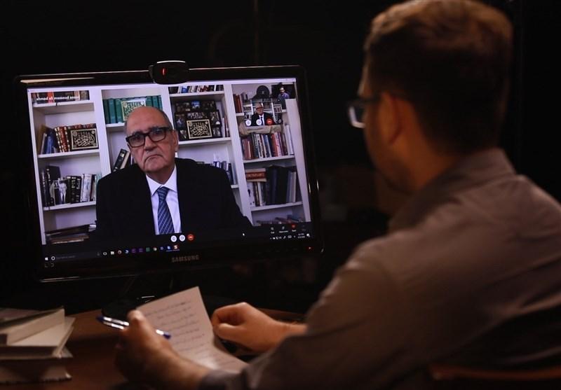 گفتگوی تصویری با عضو دربار پهلوی: نقش فرماندهان شاه در تحریک صدام برای جنگ/ نقشه آمریکا برای تصرف کیش توسط رضا پهلوی