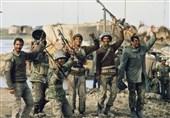 اربعین دفاع|لحظه تلخ اعلام خبر محاصره آبادان+عکس و فیلم