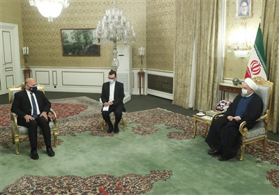 Iran's President Urges Collective Efforts to Evict US from Region