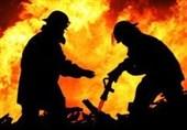 قزوین  انفجار در پمپ بنزین تاکستان 3 کشته و 6 مصدوم بر جای گذاشت
