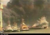 گزارش| هدایت کشتیهای تجاری زیر موشک باران دشمن بعث / پشتیبانی بندر امام خمینی(ره) از رزمندگان