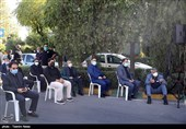 تشییع پیکر سردار شهید خدادی