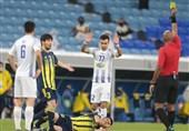 اعتراض رسمی باشگاه استقلال به قضاوت داور عمانی دیدار با پاختاکور