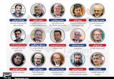 گزارش|بررسی شایعات درباره 15 شخصیت سیاسی کشور/ چه کسی نامزد 1400 میشود؟