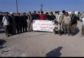 چتر همدلی جهادگران خوزستانی بر سر مناطق محروم شهرستان اندیمشک+تصاویر