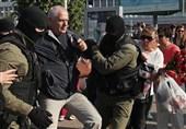 ادامه اعتراضات خیابانی و بازداشت مخالفان در بلاروس