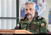 فرمانده قرارگاه جنوب شرق ارتش: 3 مرحله کمکهای مؤمنانه ارتش در بین آسیبدیدگان کرونا در استان کرمان توزیع شد