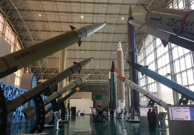 IRGC Opens National Aerospace Park