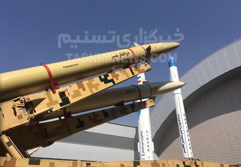 IRGC Unveils New Naval Ballistic Missile