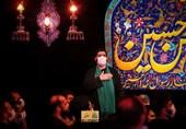 بنیفاطمه برای خادمان هیئت ریحانةالحسین (ع) مجلس روضه گرفت + عکس و صوت