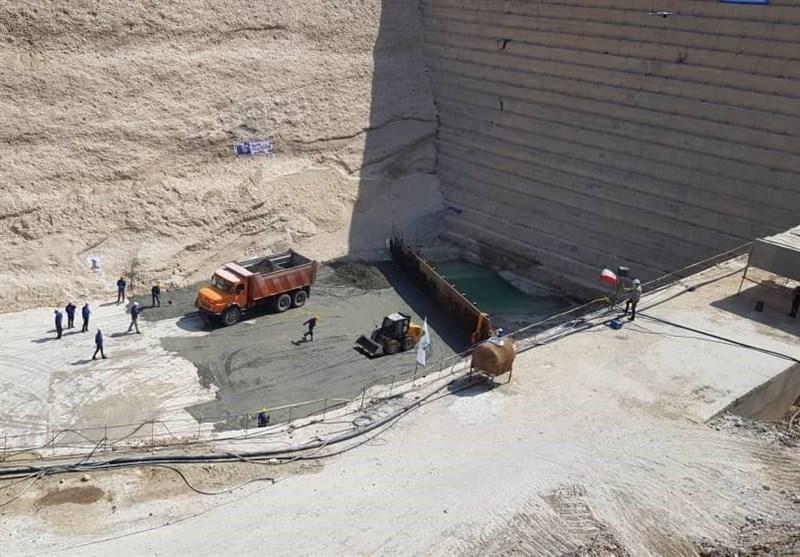60 میلیارد تومان برای احداث سد خاییز در استان بوشهر تخصیص یافت