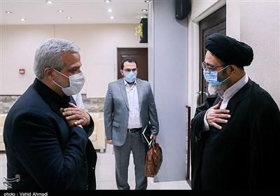 نماینده ولی فقیه در استان آذربایجان شرقی از خبرگزاری تسنیم بازدید کرد + تصاویر