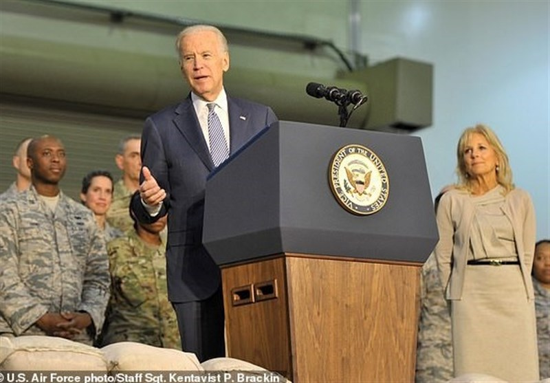 Video Shows Joe Biden Calling Service Members 'Stupid'