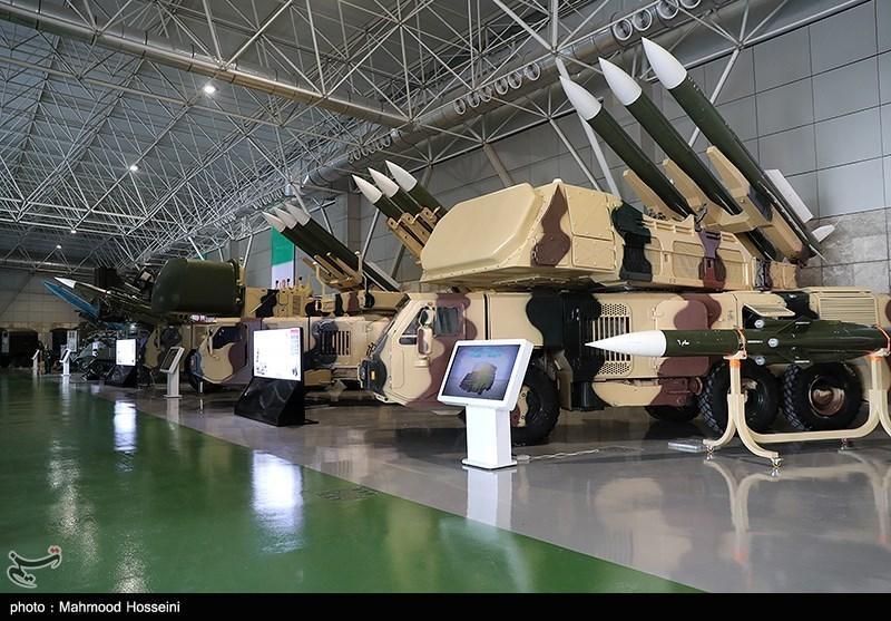 تحریمهای تسلیحاتی ایران پایان یافت