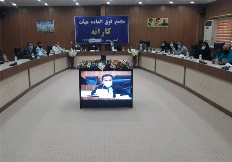 رئیس هیئت کاراته استان بوشهر برکنار شد