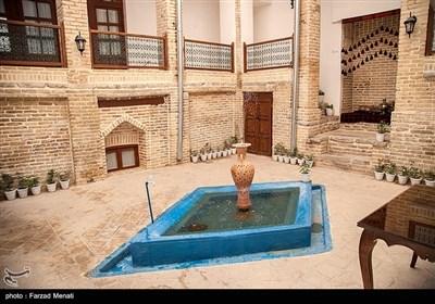 افتتاح اقامتگاه بامگاه توسط وزیر میراث فرهنگی