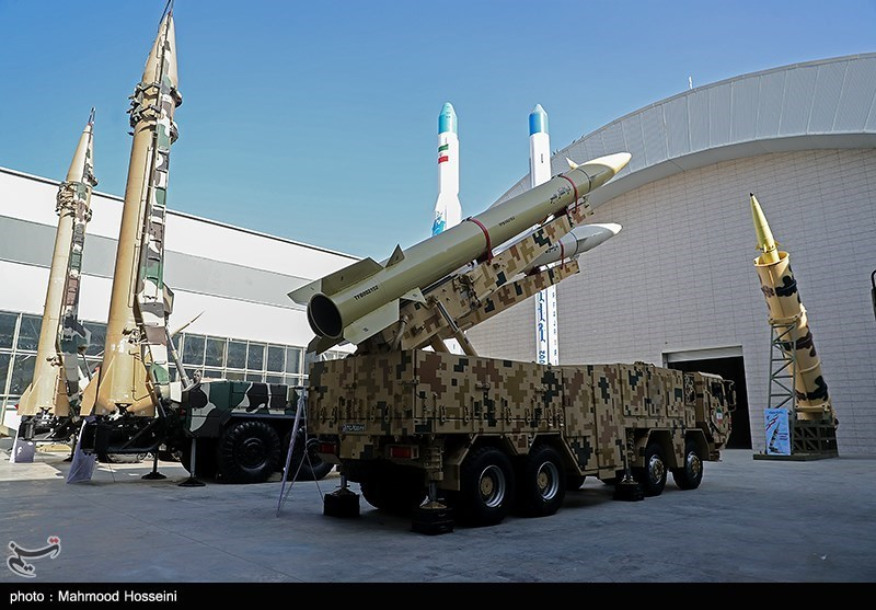 موشک ذوالفقار بصیر جدیدترین موشک از نسل بعدی خلیج فارس که مجهز به سر جنگی با جستوجوگر اپتیکی و برد بیش از 700 کیلومتر