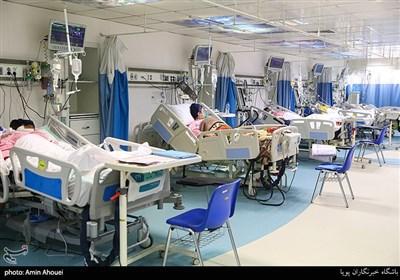 تهران| رکوردزنی ۹ باره کرونا در مهرماه/ بستری بیش از ۶۰۰۰ مبتلا در بیمارستانهای استان
