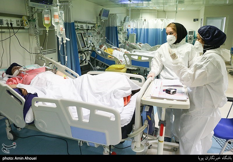 Coronavirus in Iran: Nearly 2,000 New Cases Admitted to Hospital