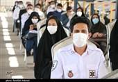 تجلیل نیروهای مسلح استان کرمان از مدافعان سلامت به روایت تصویر