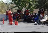 روز آتشنشانان در ایستگاه 55 آتشنشانی تهران