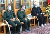 فرمانده سپاه بیتالمقدس: سپاه تا ریشهکنی کرونا کنار مردم است/ تمام توانمان را برای «محرومیتزدایی» کردستان بهکار میگیریم