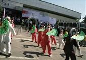 بازدید رئیس فدراسیون ووشو از نمایشگاه ورزش/ اجرای فرم تایچی در حضور سلطانیفر و علینژاد