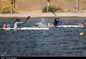 فینال مسابقات قایقرانی آبهای آرام قهرمانی کشور و انتخابی تیم ملی بانوان