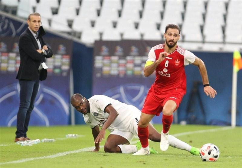 نصرتی: پرسپولیس از حیثیت فوتبال ایران دفاع کرد/ قهرمانی آسیا دور از دسترس نیست