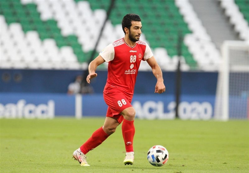 Siamak Nemati Red Card Rescinded by AFC