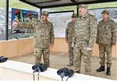 جمهوری آذربایجان و ارمنستان روی خط آتش