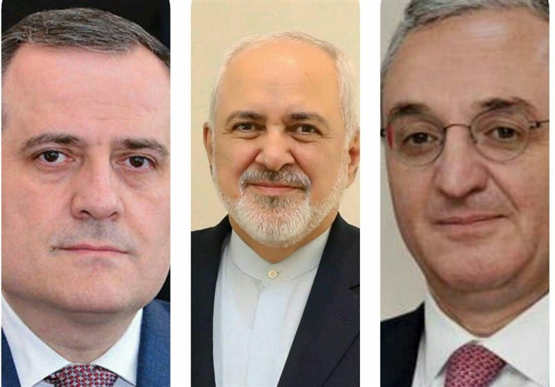 Zarif Urges Azerbaijan, Armenia to Cease Hostilities, Hold Talks