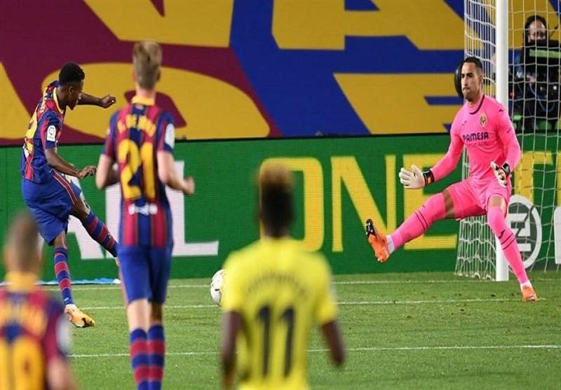 لالیگا| بارسلونا اولین بازی فصلش را قاطعانه برد