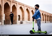 اصفهان در روزهای شیوع موج سوم کرونا