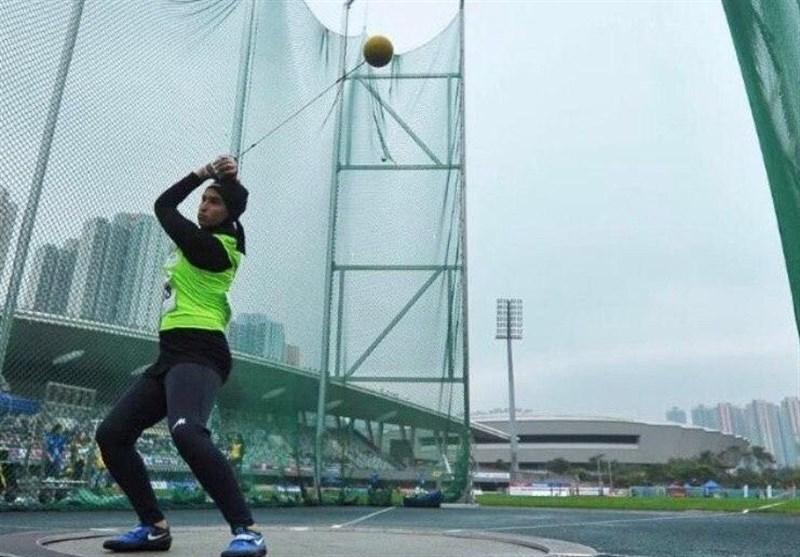 عرب رستمی: خودم را در بازیهای آسیایی نمیبینم/ به وعدههایشان عمل کنند رکوردهای خوبی میزنم
